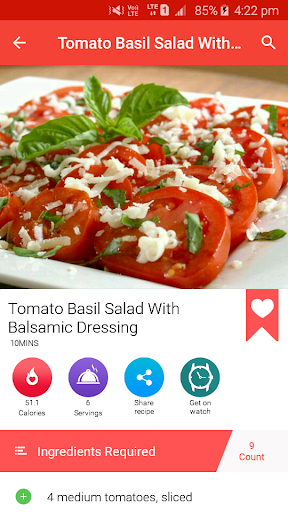 Easy Healthy Recipes for free app 26.5.0 screenshots 6