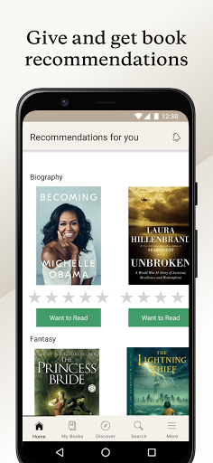 Goodreads 2.24.1 Build 2 screenshots 4