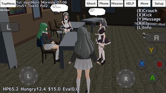 School Girls Simulator 3