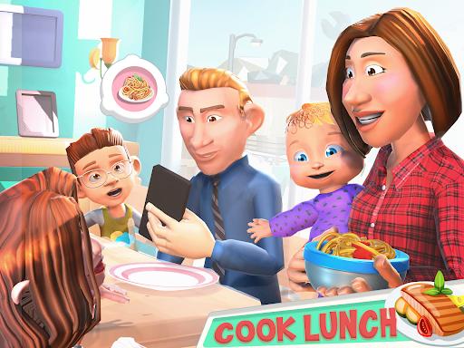 Virtual Mother Game: Family Mom Simulator  screenshots 7