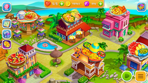 Cooking Frenzyu2122:Fever Chef Restaurant Cooking Game 1.0.40 screenshots 5