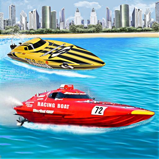 Ultimate Boat Racing Game: 3D Speed Jet Ski Stunts