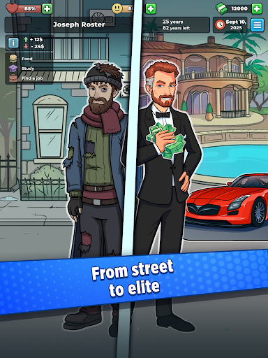 Hobo Life: Business Simulator & Money Clicker Game 1.12 screenshots 6