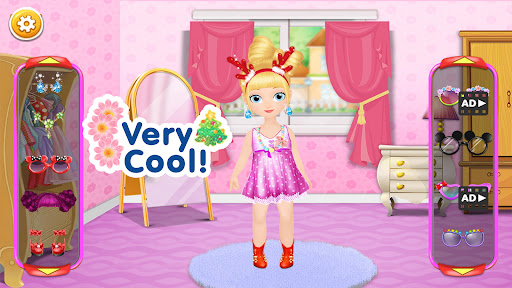 Diana Dress Up Games  screenshots 3