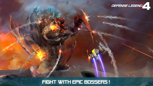 Defense Legend 4: Sci-Fi Tower defense  screenshots 2