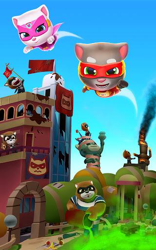 Talking Tom Hero Dash - Run Game 2.4.1.1397 Screenshots 21