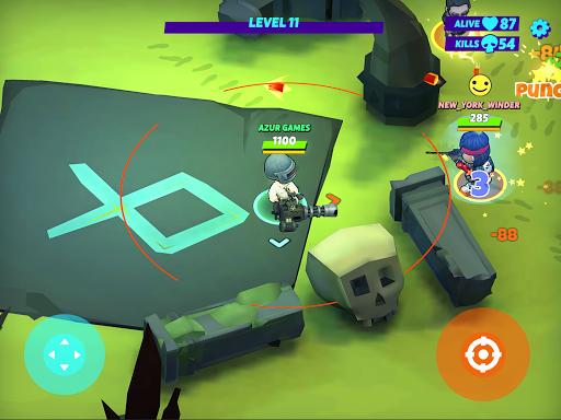 Warriors.io - Battle Royale Action  Screenshots 10