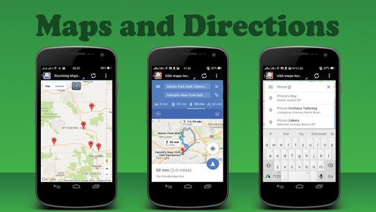 Georgetown City Maps And Direction 1.0 APK + MOD Download 3
