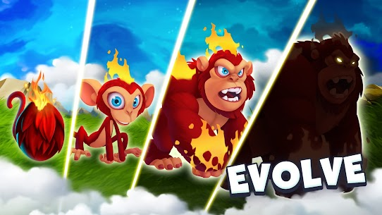 Download Monster Legends MOD Apk [Unlimited Gold/Food/Gems] 8