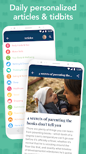 Ovia Parenting: Baby Tracker, Breastfeeding Timer