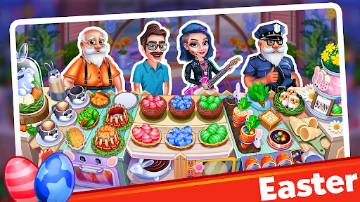 Cooking Party : Cooking Star Chef Cooking Games  screenshots 3