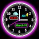 スマートナイトクロック-目覚まし時計2021
