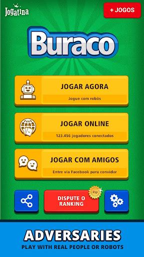 Buraco Canasta Jogatina: Card Games For Free 4.1.3 screenshots 3