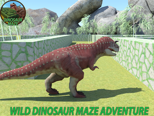 Real Dinosaur Maze Runner Simulator 2021 6.6 screenshots 11