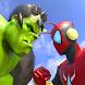 Ultra Hero Warrior Fusion