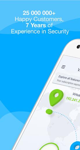 VPN Unlimited - Free VPN Proxy Shield 8.4 Screenshots 2