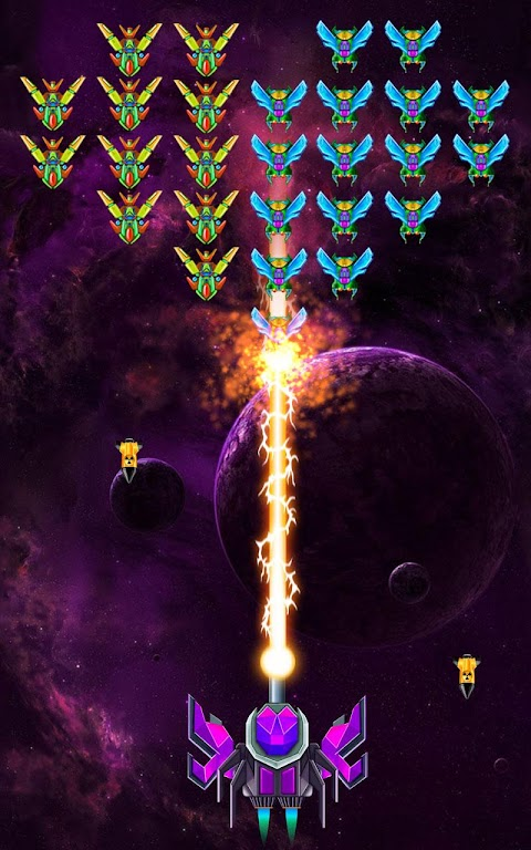 Galaxy Attack: Alien Shooter poster 20