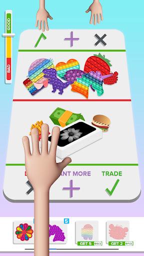 Fidget Trading : Pop it - Fidget Toys relaxing 1.1.6 screenshots 8