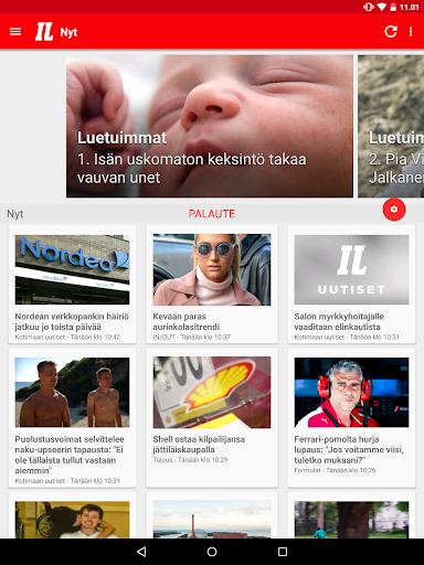 Iltalehti 4.4.0.103 screenshots 7