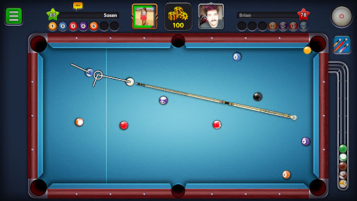 8 Ball Pool 5.2.6 screenshots 1