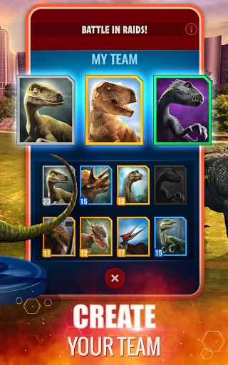 Jurassic World Alive 2.9.29 screenshots 9