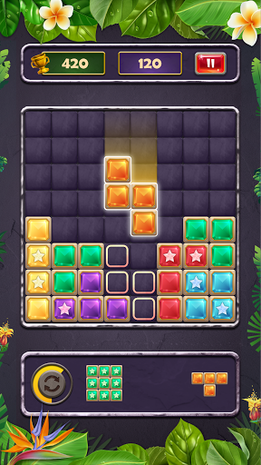Block Puzzle Classic - Brick Block Puzzle Game 1.30 screenshots 1