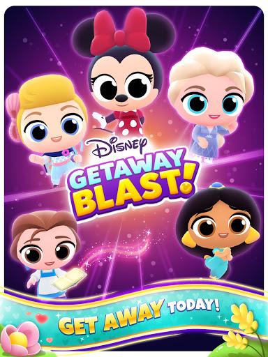 Disney Getaway Blast: Pop & Blast Disney Puzzles 1.7.6a screenshots 1