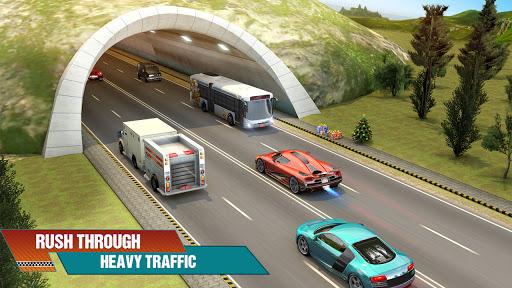 Crazy Car Traffic Racing Games 2020: New Car Games  screenshots 13