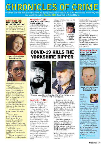 True Crime Magazine 6.3.4 Screenshots 1