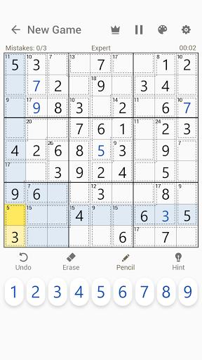 Killer Sudoku - Free Sudoku Puzzles+  screenshots 4
