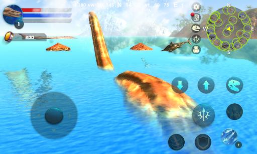 Plesiosaurus Simulator apklade screenshots 2