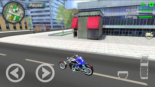 Dollar hero : Grand Vegas Police android2mod screenshots 4