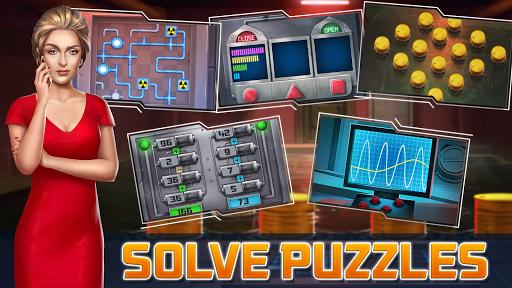 escape games - spy agent screenshot 3