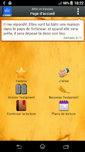 Bible en français Louis Segond 4.4.2