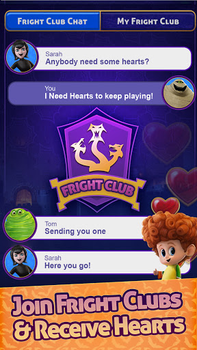 Hotel Transylvania Puzzle Blast - Matching Games android2mod screenshots 4