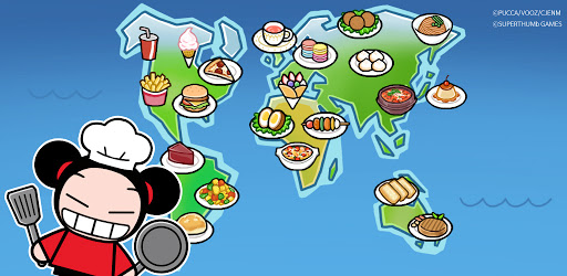Let's Cook! Pucca : Food Truck World Tour modavailable screenshots 6