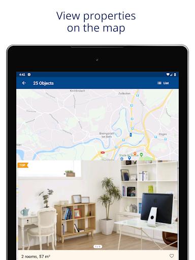 ImmoScout24 Switzerland u2013 Rent a flat, buy a house 4.10.5 Screenshots 17