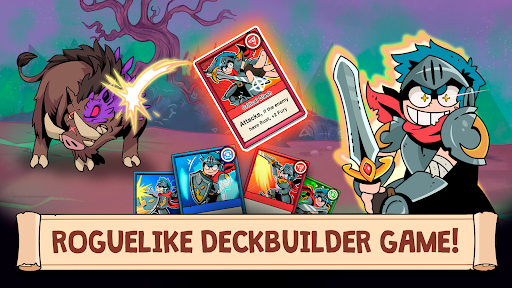 Card Guardians: Deck Building Roguelike Card Game screenshots 22