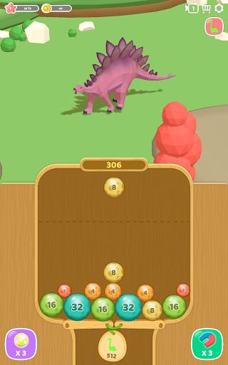 Dino 2048: Merge Jurassic World 1.0.9 screenshots 9
