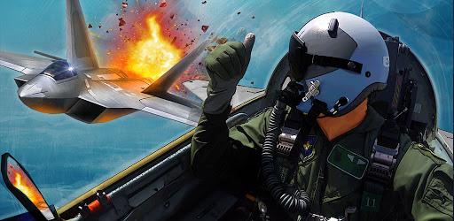 Screenshot of Ace Fighter: Modern Air Combat Jet Warplanes