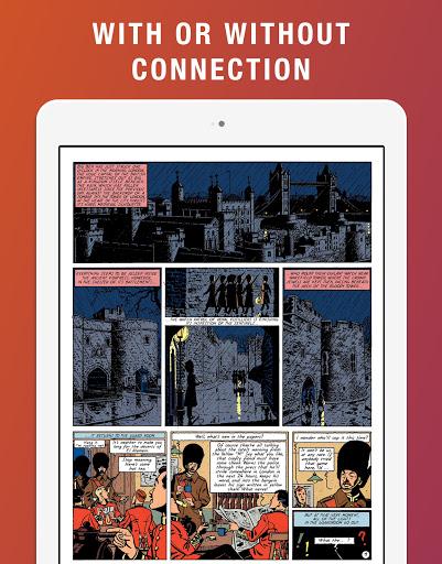 izneo - Read Comics, Manga, Webtoon android2mod screenshots 9