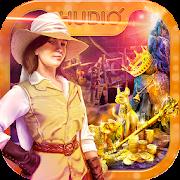 Treasure Hunt Hidden Objects Adventure Game