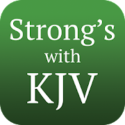 App Icon for Strong's Concordance with KJV App in Czech Republic Google Play Store