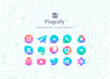 Bixpic Icons Screenshot