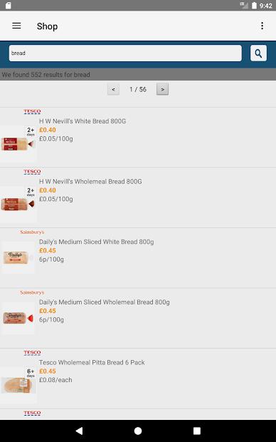 Yinkos Price Comparison