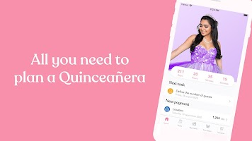 Quincy - Quinceanera Planning With Checklist