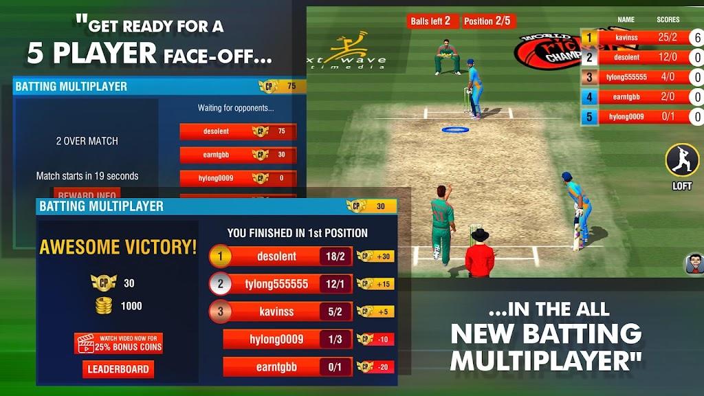 World Cricket Championship 2 - WCC2  poster 8