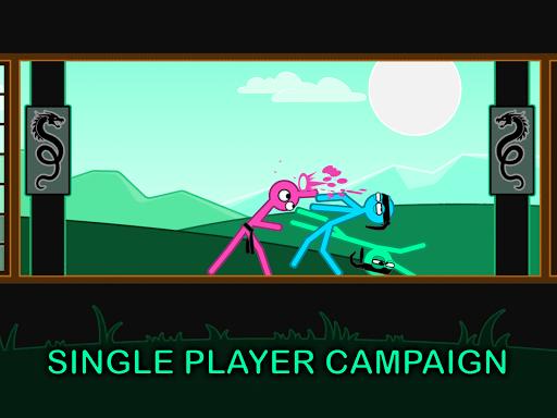 Slapstick Fighter - Stickman Ragdoll Fighting Game Apkfinish screenshots 11