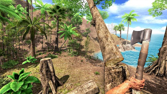 Survival Games Offline free: Island Survival Games 5