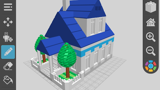Draw Bricks apktreat screenshots 1